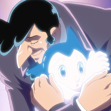 ASTROBOY Tetsuwan Atom - The Secret of Atom's Birth
