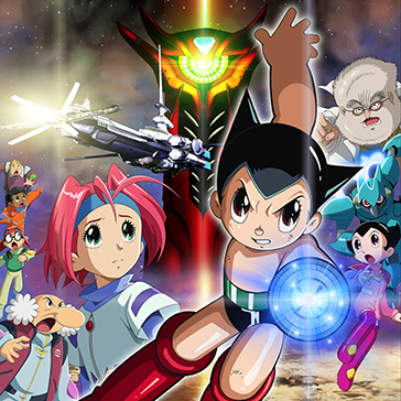 ASTROBOY - VISITOR OF 100,000 LIGHT -YEARS IGZA-