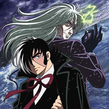 BLACK JACK THE TWO DOCTORS OF DARKNESS
