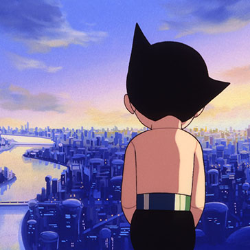 Astro Boy: Shinsen-gumi
