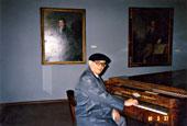Ludwig van Beethoven' piano