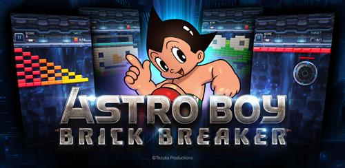 astroboy brick breaker