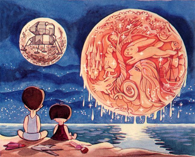 月で水爆実験をやったら?:手塚...