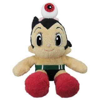 KITARO×ATOM ぬいぐるみ Stuffed Toy of KITARO x ATOM (photo 1)