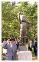 Mushi Walk 5: the area around the statue of Astro boy in Hanno-city, Saitama (No.1) (photo09)