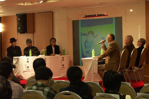 Tezuka Osamu Fan Meeting 2009 report with pictures (photo 02)
