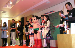 Tezuka Osamu Fan Meeting 2009 report with pictures (photo 08)