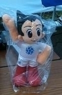 Get a special figure of Astro boy appointed to the Special Ambassador for FIFA World Cup Japan 2018/2022 Bid Committee. (photo01)