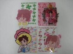 New Product Information Umbrella Decoration Sticker (photo01)