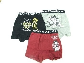 -New Product Information- Underpants for kids (photo01)