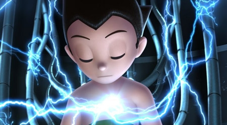 "The movie ""Astro Boy"" is aired on WOWOW! (photo01)"