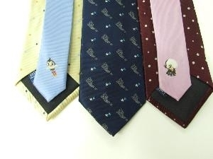 -New Product Information- New neckties with tezuka moderno characters (photo01)