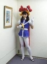 - New Product Information -  Sapphire's Costume (photo01)