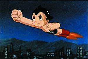 """Astro boy"" will be re-aired on BS 11! (photo01)"