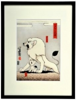 New Product Information Tezuka Characters in Ukiyoe Prints! (photo02)