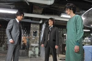 "The special TV drama, ""Young Black Jack"", featuring Black Jack in his youth, is aired. (photo03)"