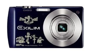-New Product Information-  The 60th anniversary of Astro boy x CASIO EXLIM (photo01)